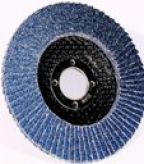 Flap Disc  180 x 22mm Pack 1   P40
